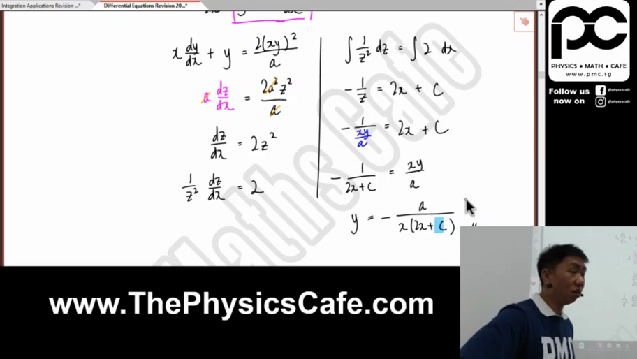 [DE] Differential Equations
