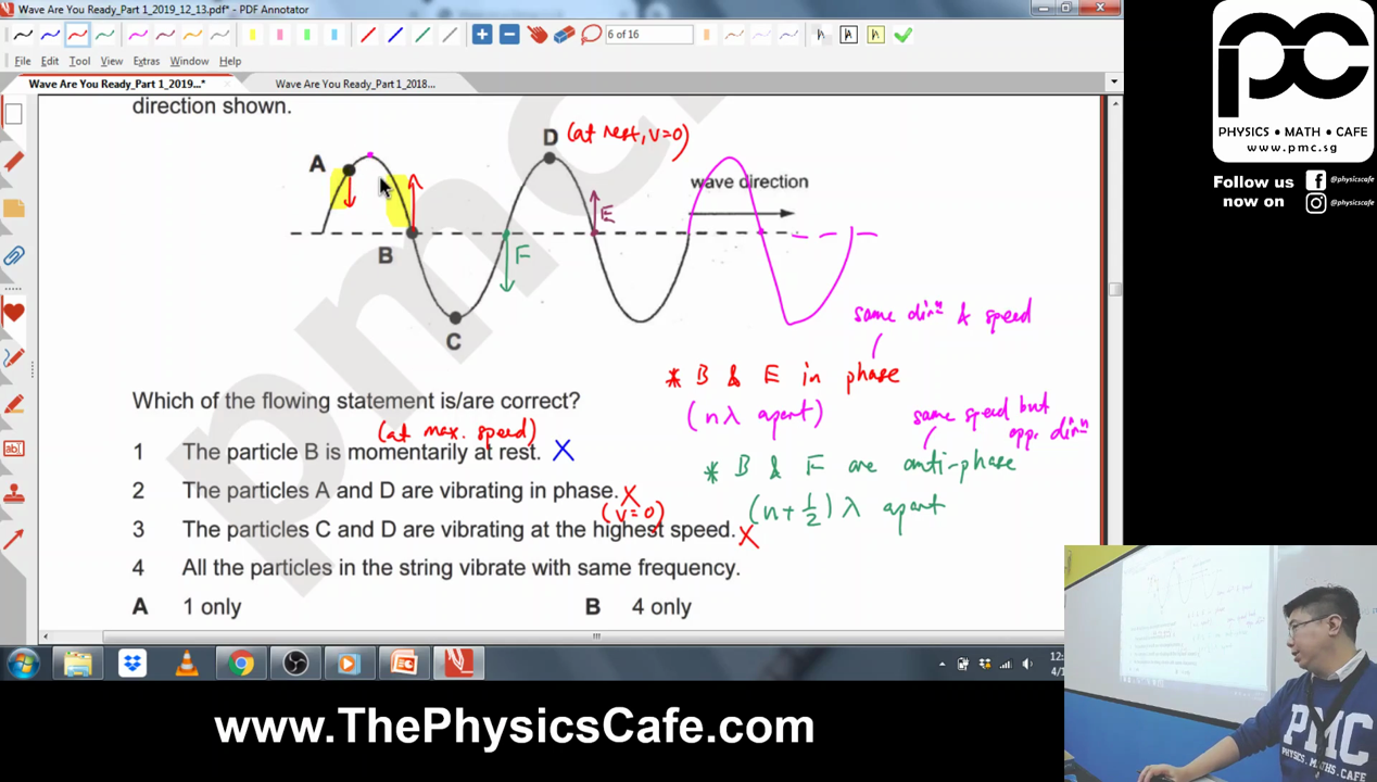 [WAVES] Wave Equations