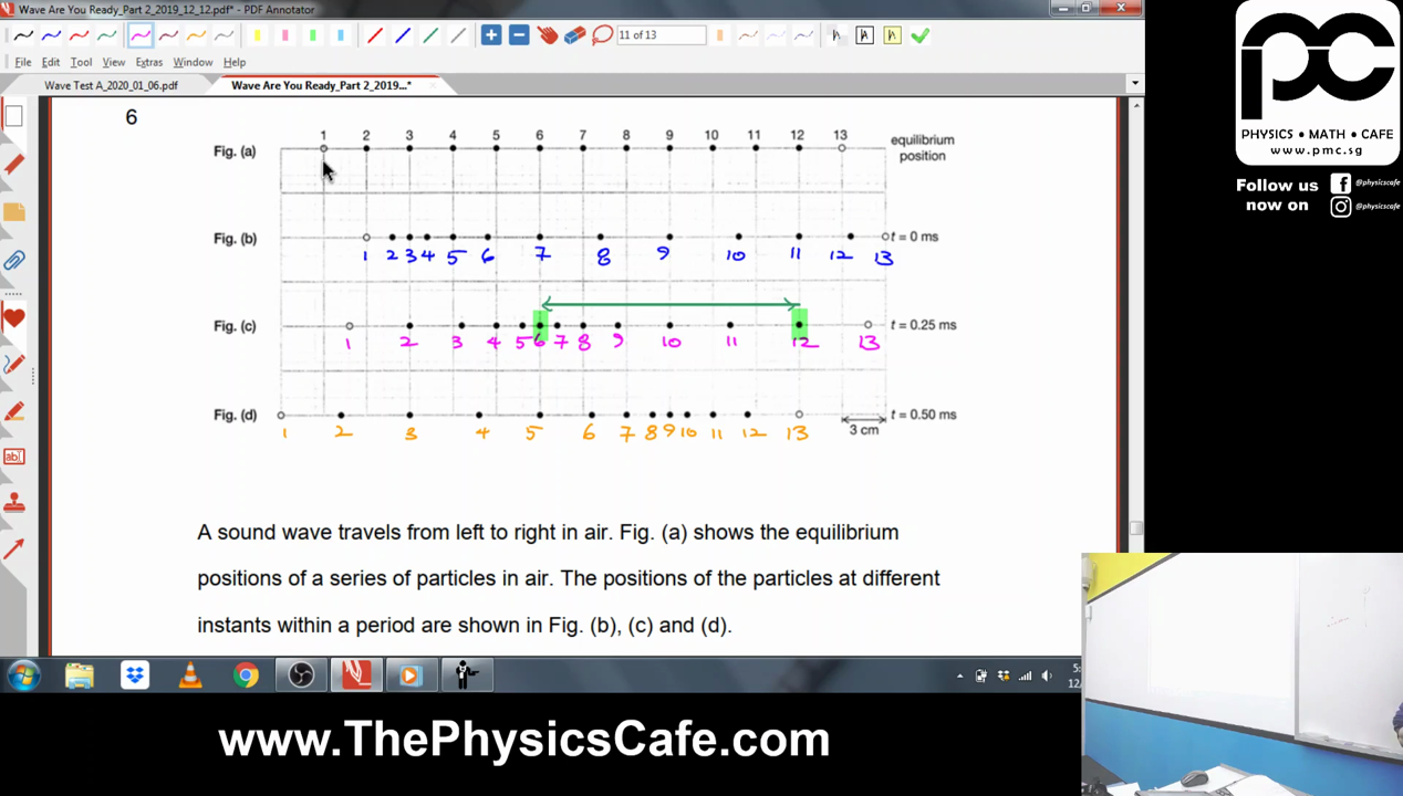 [WAVES] Transverse vs Longitudinal Waves