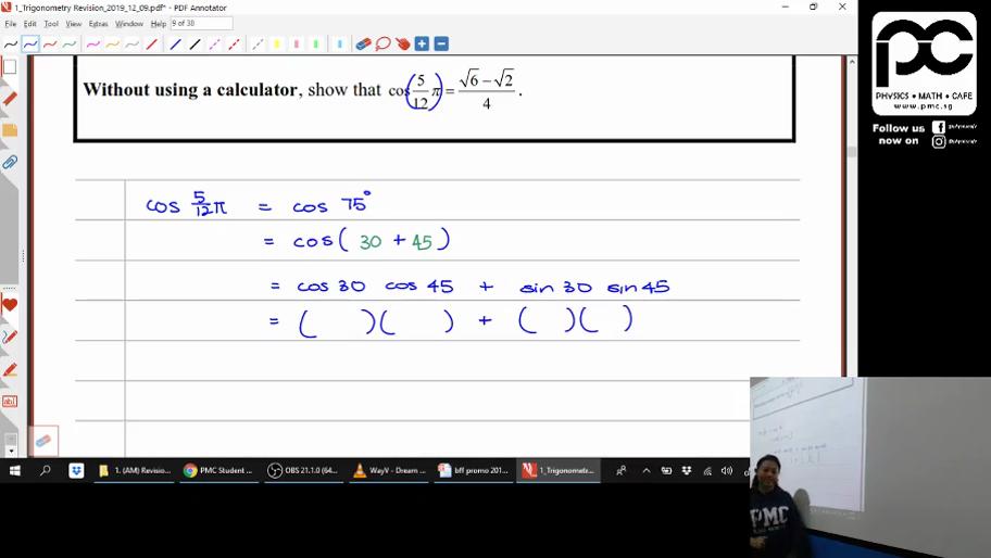 [TRIGO] Equations and Proving