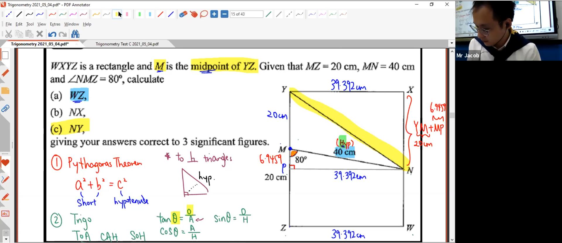 24. Trigonometry 2