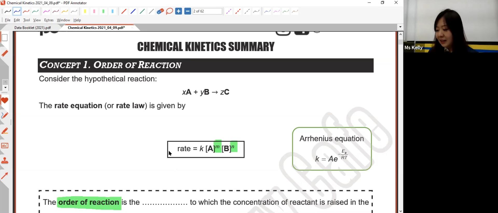 24. Kinetics 2