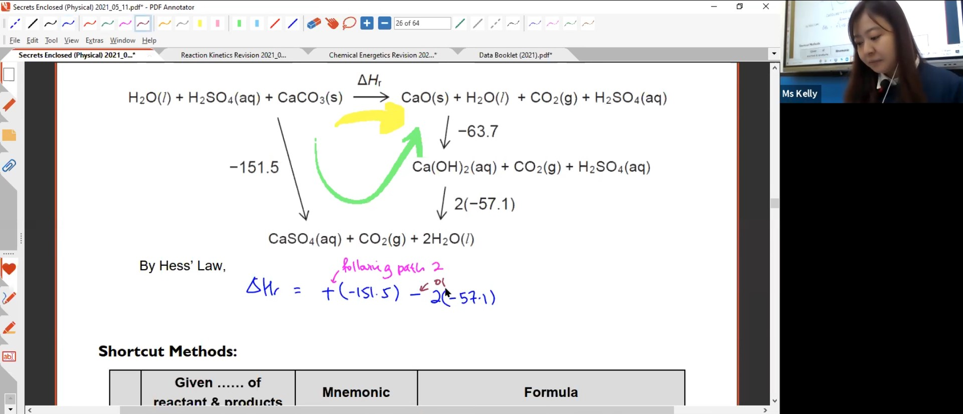 J2CHEM June Holiday Additional Lesson 1 (Part 2)