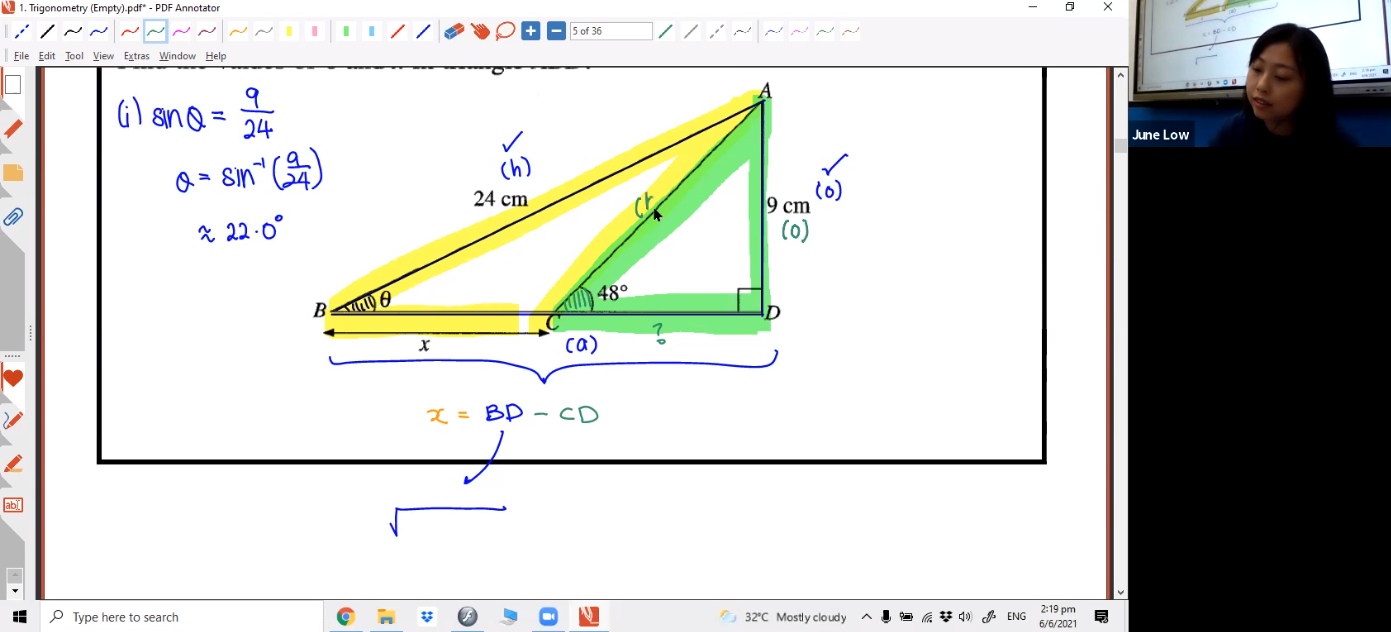 25. (EM) Trigonometry 1