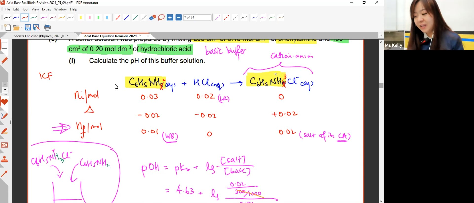 J2CHEM June Holiday Additional Lesson 2 (Part 2)