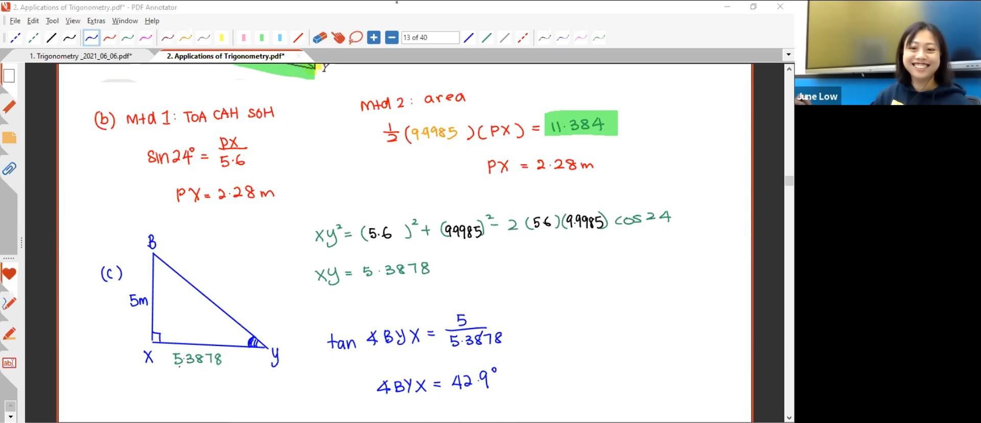 26. (EM) Trigonometry L2