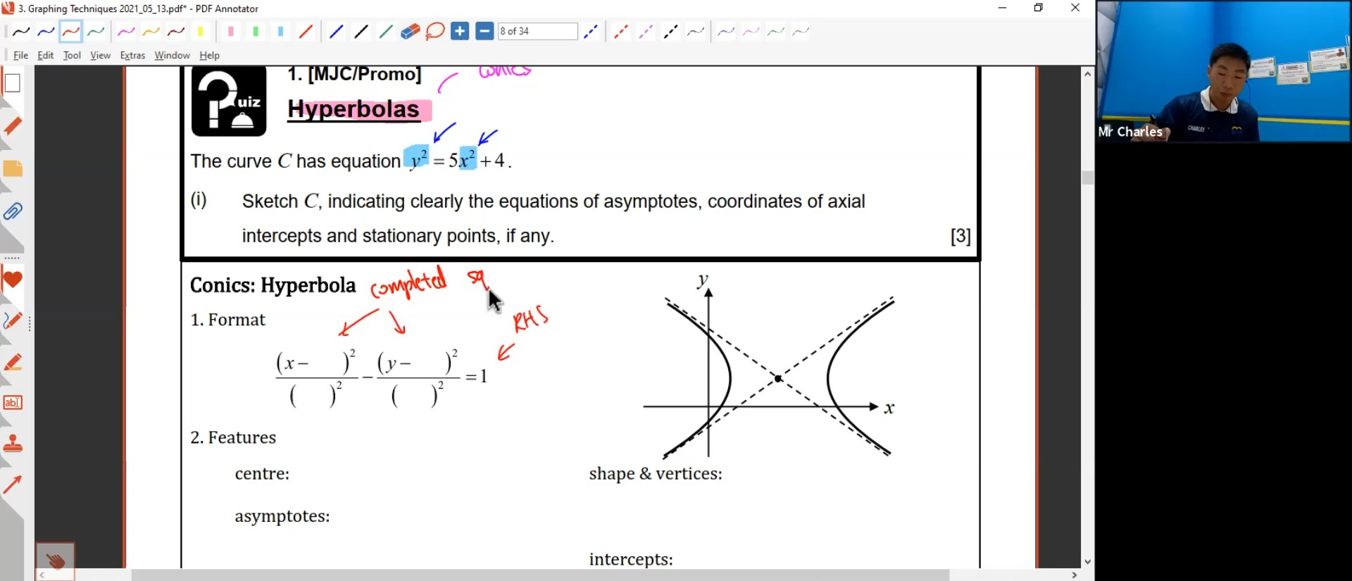 26. June Revision L2 Graphing 1