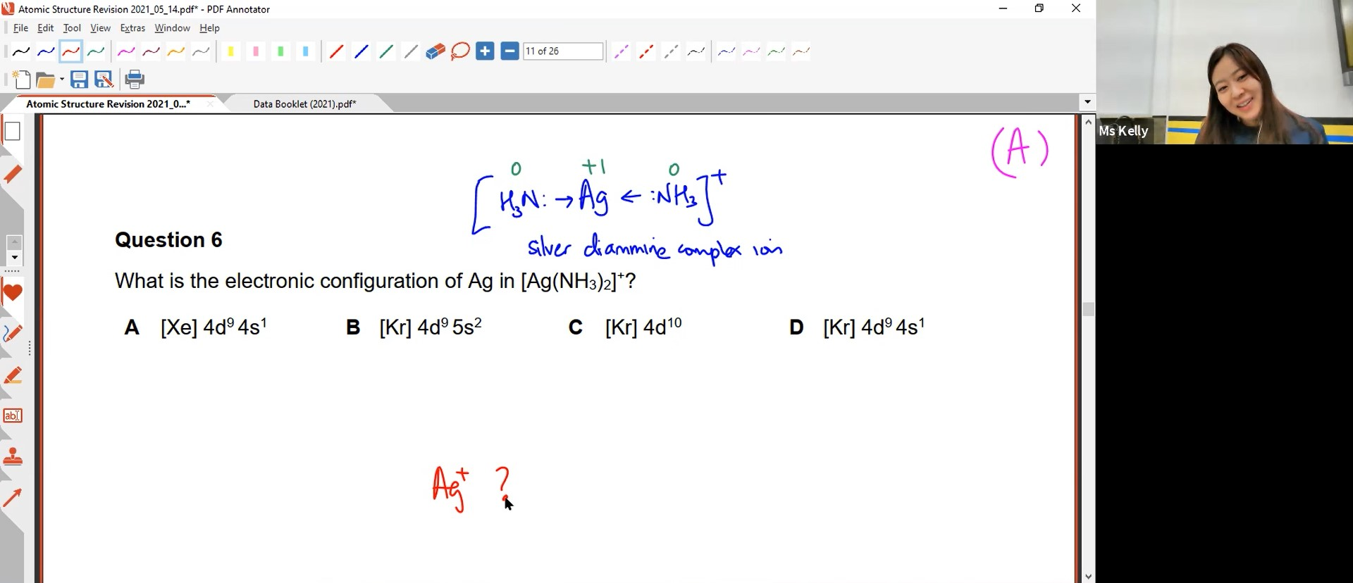 26. Atomic Structure Revision