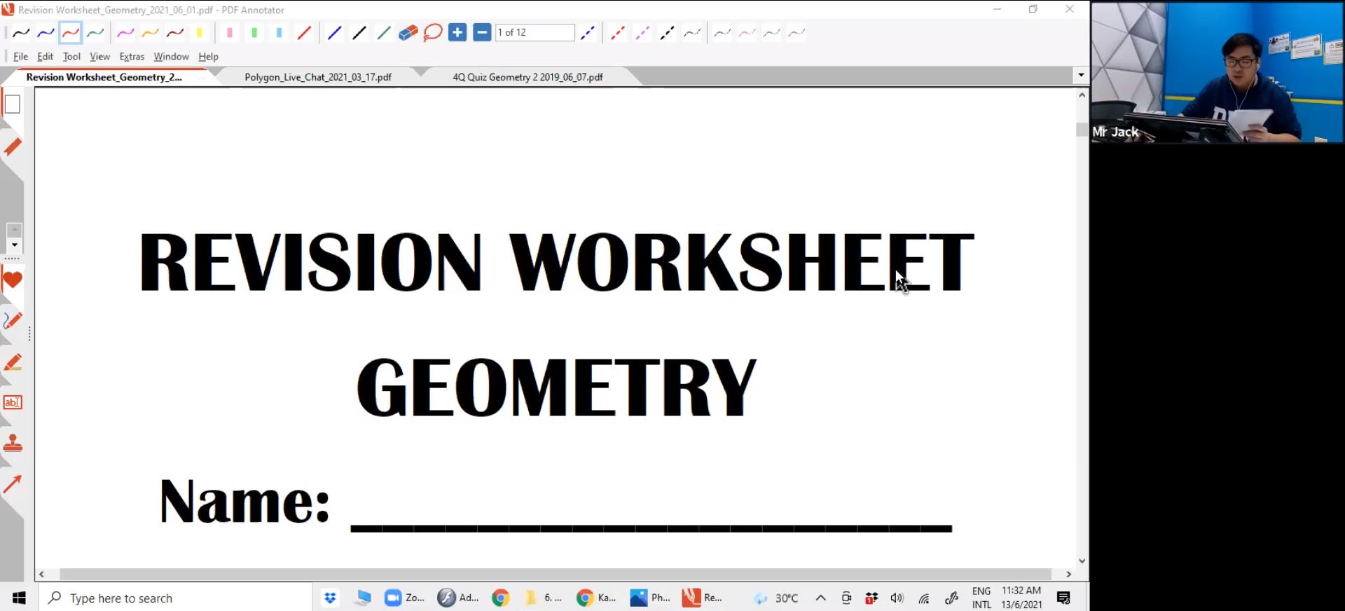 26. Geometry 4: Polygons L2