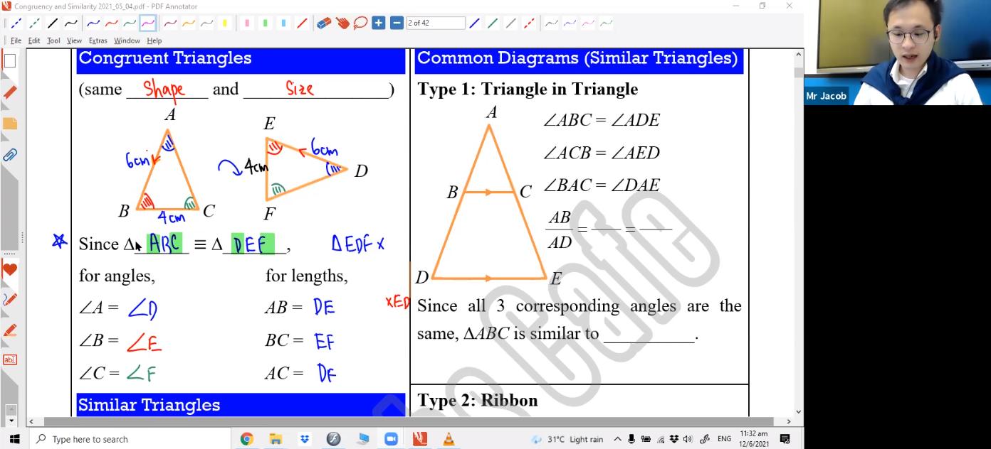 26. Congruency & Similarity L2