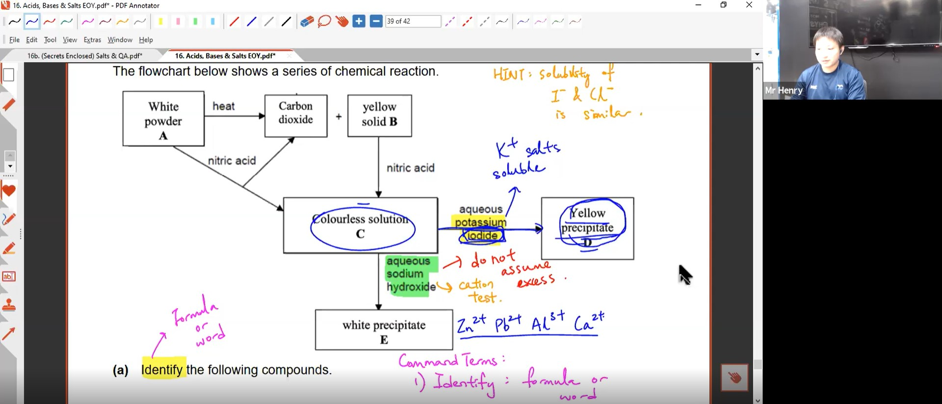 S4CHEM June Holiday Additional Lesson 2 (Part 2)