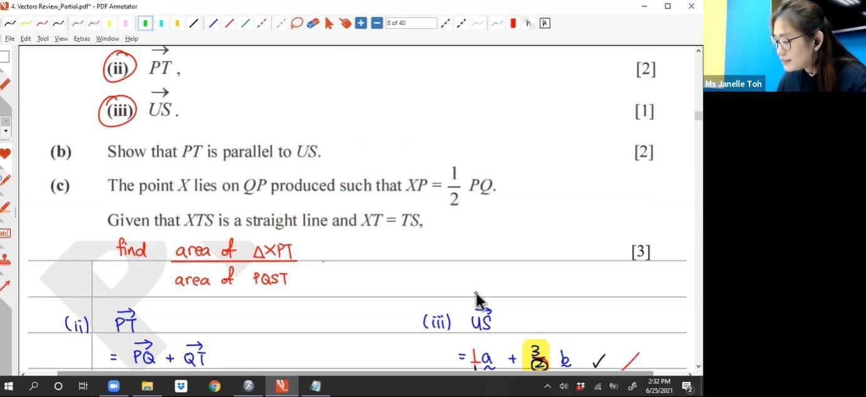 S4E-Maths June Holiday - L4 Vectors