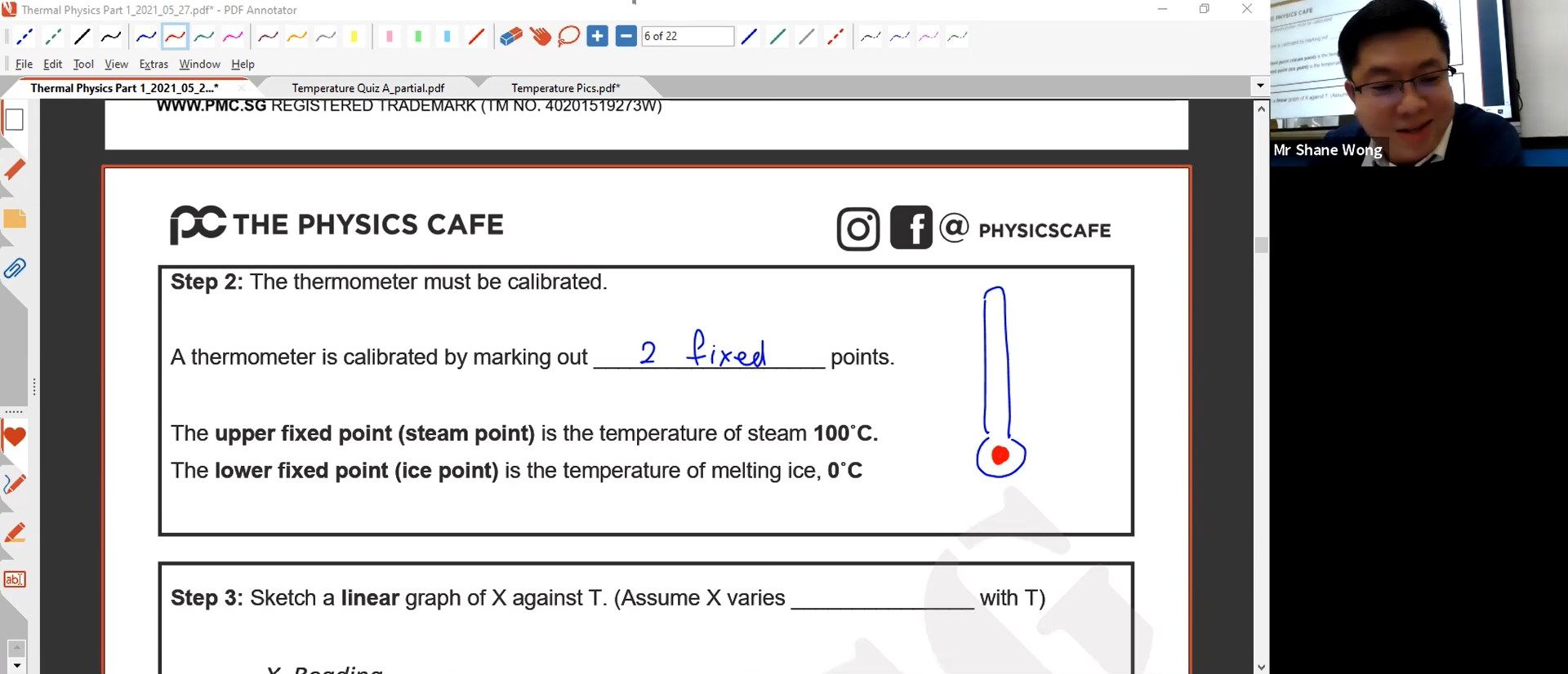 29. Thermal Physics L1