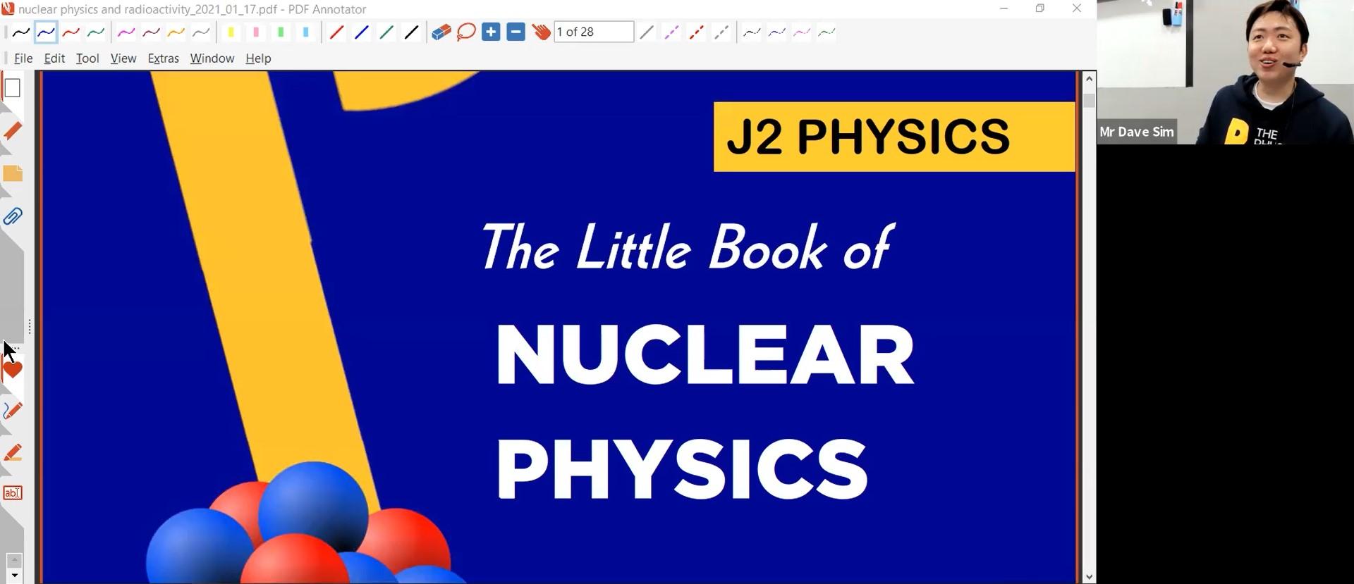 30. Nuclear Physics Lesson 2