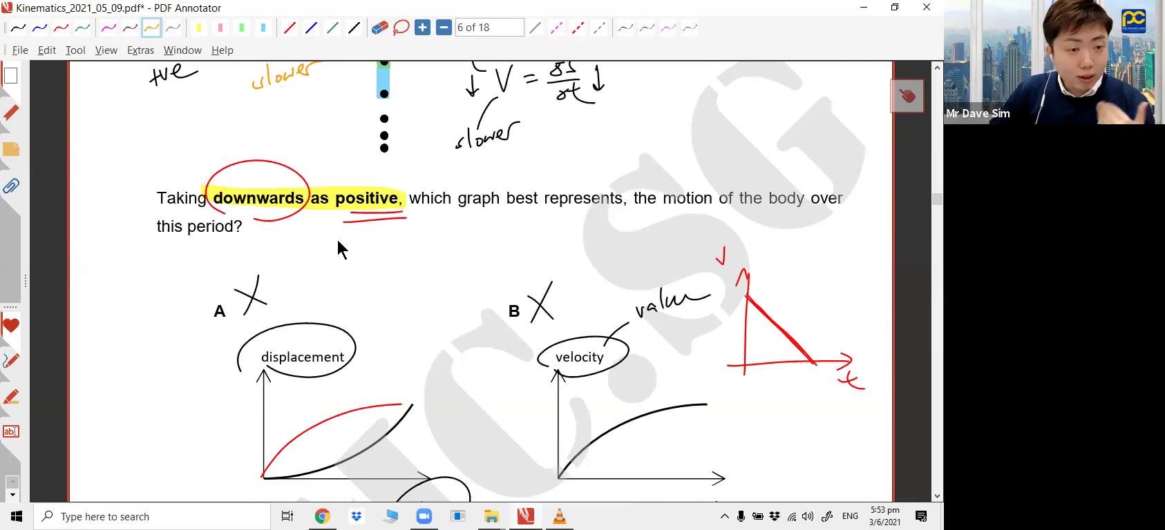 [KINEMATICS] Graph drawing