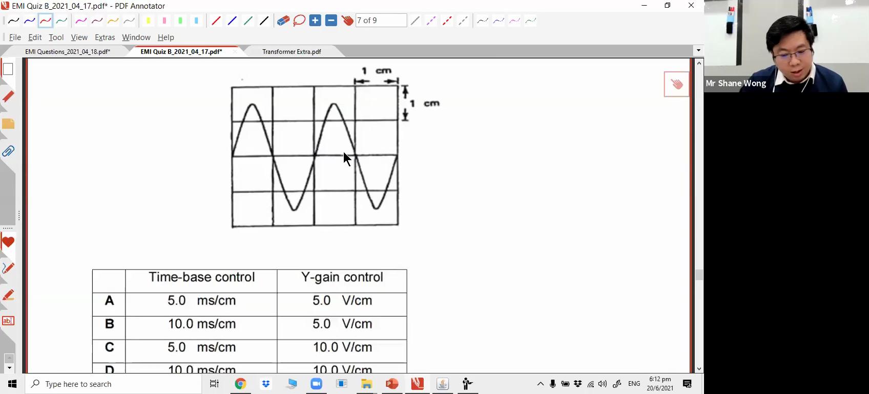 [EMI] AC Generator