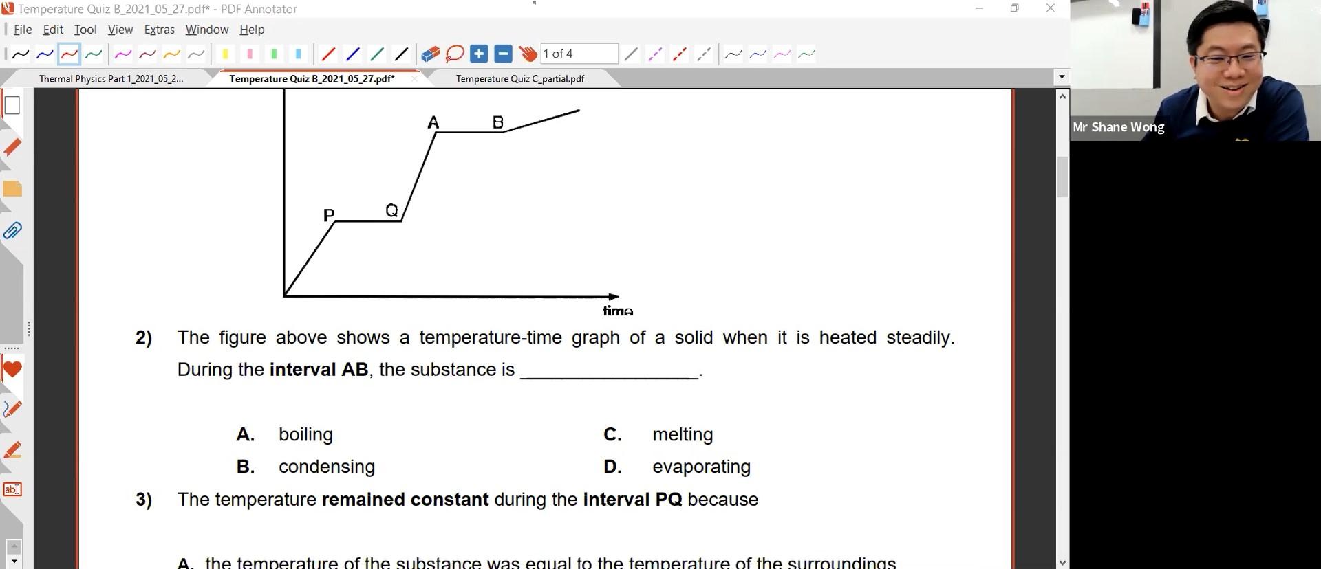 31. Thermal Physics L2